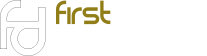 Logo Firstdental footer