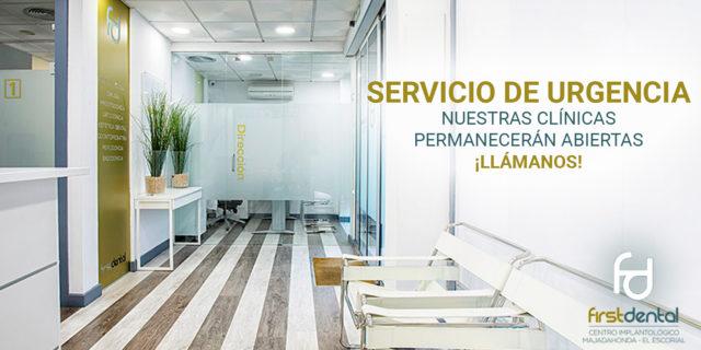 Servicio de Urgencia: COVID-19