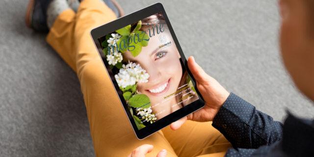 ¡Echa un vistazo al último número de nuestra revista!