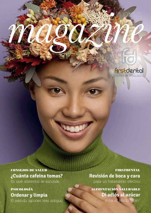 Clinica dental FirstDental Dentista el Escorial y Majadahonda Revista Otoño